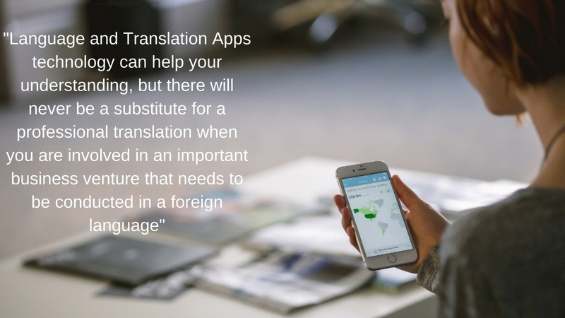 Translation Apps in Business